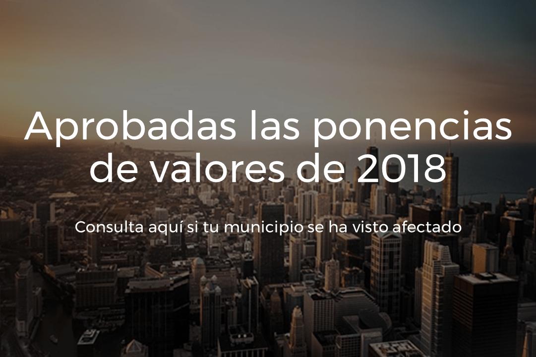 Aprobadas las ponencias de valores de 2018