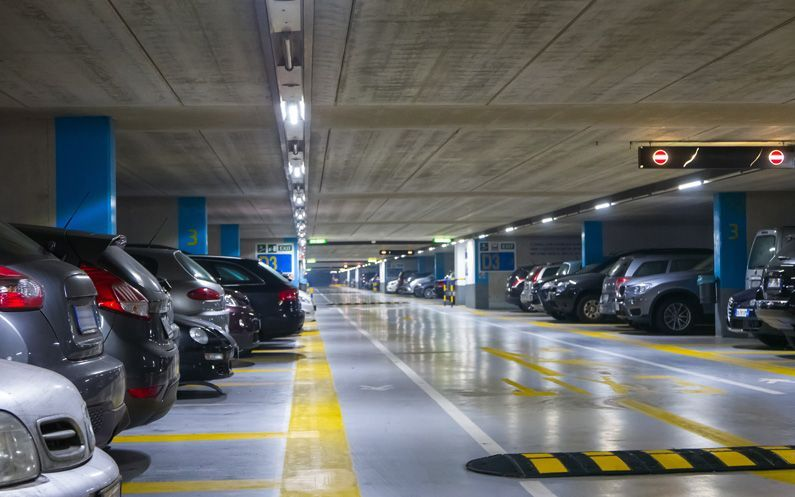 Ibi parking Valoracion Catastral