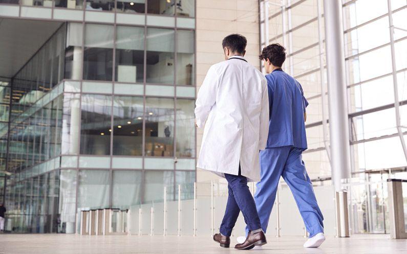 Impuestos Hospitales. Recurrir el pago de impuestos por errores valorativos frecuentes